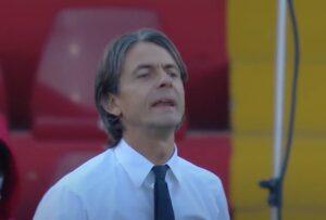 Benevento, la carica di Inzaghi per il derby di Napoli