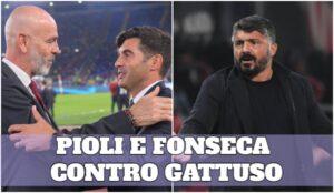 """Napoli, Fonseca e Pioli chiedono spiegazioni: """"Il rinvio contro la Juve fa comodo a Gattuso?"""""""