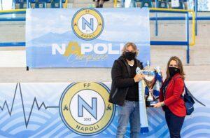 """CALCIO A 5 – Stagione indimenticabile per la FF Napoli, il presidente Perugino: """"Serie A? Pronti ad essere protagonisti"""""""