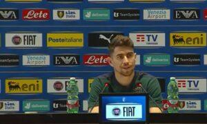 """EURO2020, Jorginho fissa la strada per battere il Belgio: """"Rappresentare l'Italia è un'emozione grande, dobbiamo continuare a credere nell'impresa"""""""