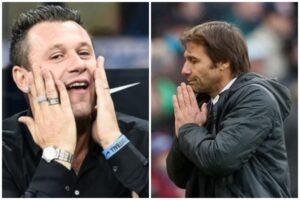 """Cassano attacca Antonio Conte: """"Se vince e va sempre via un motivo ci sarà…"""""""