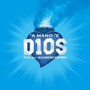 """Napoli, in uscita oggi """"A mano 'e D10S"""" dei Foja dedicata a Diego Armando Maradona"""
