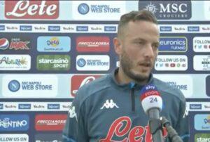 """Napoli, l'analisi di Rrahmani: """"Voltiamo pagina per costruire un bel futuro azzurro, ecco il mio appello ai tifosi"""""""