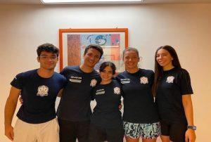 Club Scherma San Nicola, convocati 5 atleti all'allenamento Under20 dell'Italia